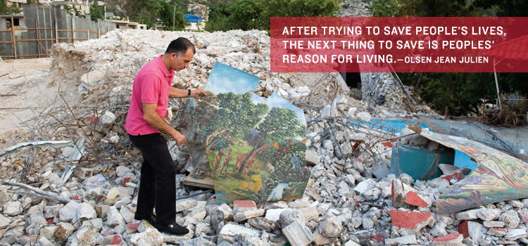 Haiti Cultural Recovery Project